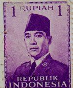Perangko Sukarno 7