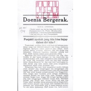 doenia-bergerak-no-9-23-mei-1914