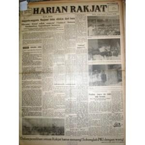 harian-rakjat-11-januari-1955