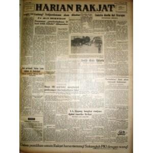 harian-rakjat-13-januari-1955