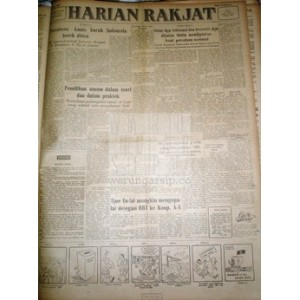 harian-rakjat-22-januari-1955