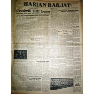 harian-rakjat-27-januari-1955