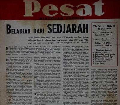 No 8 Th VI, 17 Mei 1950